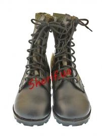 Берцы MIL-TEC US Jungle Panama Tropical Boots Olive-5