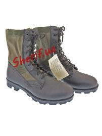 Берцы MIL-TEC US Jungle Panama Tropical Boots Olive-6