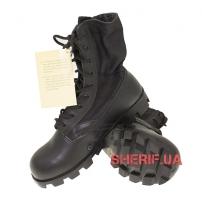 Берцы US MIL-TEC Jungle Panama Tropical Boots Black