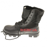 Берцы US MIL-TEC Jungle Panama Tropical Boots Black-4