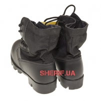Берцы US MIL-TEC Jungle Panama Tropical Boots Black-2