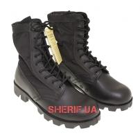 Берцы US MIL-TEC Jungle Panama Tropical Boots Black-3