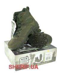 Ботинки Max Fuchs Commando Olive