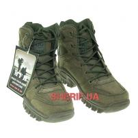 Ботинки Max Fuchs Commando Olive-4