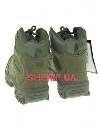 Ботинки Max Fuchs Commando Olive-3