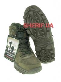 Ботинки Max Fuchs Commando Olive-2