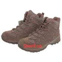 Ботинки MIL-TEC Squad 5 inch, Brown-2