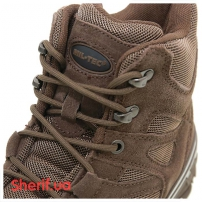 Ботинки MIL-TEC Squad 5 inch, Brown-4