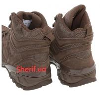 Ботинки MIL-TEC Squad 5 inch, Brown-5