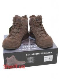 Ботинки MIL-TEC Squad 5 inch, Brown-8