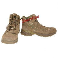 Тактические ботинки MIL-TEC SQUAD STIEFEL 5 Multicam