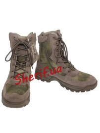 Ботинки MIL-TEC тактические на молнии YKK A-TACS FG-3