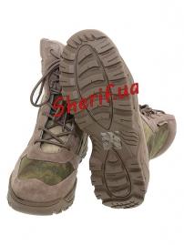 Ботинки MIL-TEC тактические на молнии YKK A-TACS FG-6