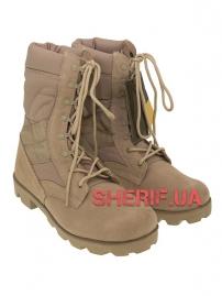 Ботинки пустынные США MIL-TEC Speed Lace Khaki