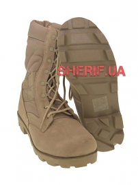 Ботинки пустынные США MIL-TEC Speed Lace Khaki-2