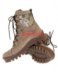 Ботинки с высокой берцой на мембране Digital ВСУ (модель 3/1-зима)