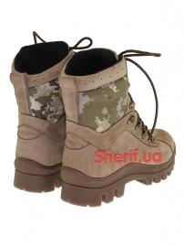 Ботинки с высокой берцой на мембране Digital ВСУ (модель 3/1-зима)-3