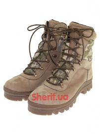 Ботинки с высокой берцой на мембране Digital ВСУ (модель 3/1-зима)-2