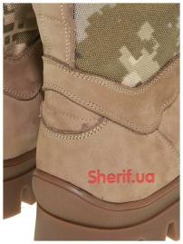Ботинки с высокой берцой на мембране Digital ВСУ (модель 3/1-зима)-7