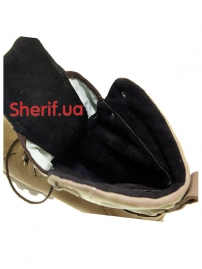 Ботинки с высокой берцой на мембране Digital ВСУ (модель 3/1-зима)-9