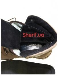 Ботинки с высокой берцой на мембране Digital ВСУ (модель 3/1-зима)-10