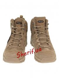 Ботинки MIL-TEC SQUAD STIEFEL 5 INCH Coyote