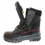 Армейские ботинки MIL-TEC TACTICAL STIEFEL Black 12821000