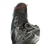Армейские ботинки MIL-TEC TACTICAL STIEFEL Black 12821000-7
