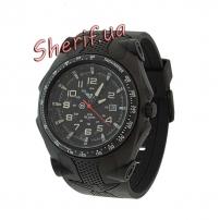 Часы тактические Sentinel A Black KHS.SEAB.S