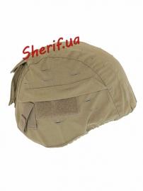 Чехол MIL-TEC для шлема MIL-TEC MT-PLUS COYOTE, 16671505