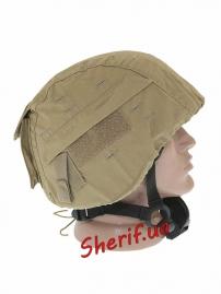 Чехол MIL-TEC для шлема MIL-TEC MT-PLUS COYOTE, 16671505-5