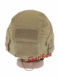 Чехол MIL-TEC для шлема MIL-TEC MT-PLUS COYOTE, 16671505-6
