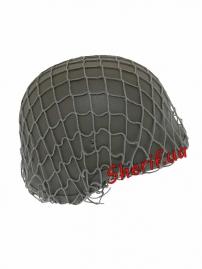 Чехол-сетка на каску маскировочная Olive MIL-TEC