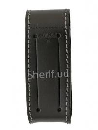 4.0520.3 Чехол Victorinox поясной черный кожаный-3
