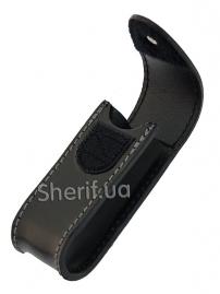 4.0520.3 Чехол Victorinox поясной черный кожаный-4