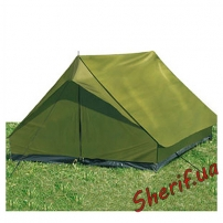 Палатка MIL-TEC 2-местная Mini Pack Standard Olive, 14205001