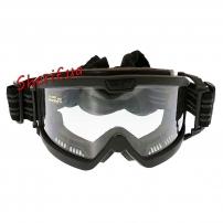 Очки тактические MIL-TEC Brille ANSI EN 166 Black-3