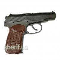 Пистолет пневматический Borner ПM 49 4.5 мм
