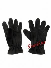Перчатки флис Polarex (черные)