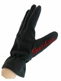 Перчатки флис Polarex (черные)-3