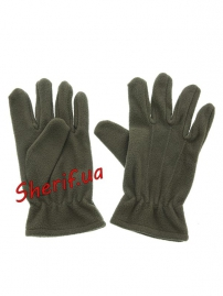 Перчатки флис Polarex Olive