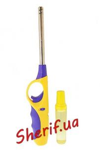 Горелка ISO 9001 (зажигалка + газ)