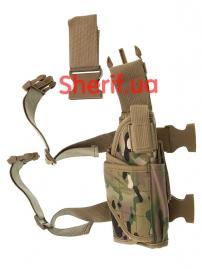Кобура набедренная универсальная Multicam-3
