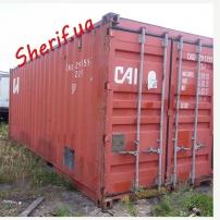 Морской 20 футовый (тонный) контейнер 3