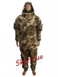 Зимняя военная форма Горка-М2 камуфляж A-TACS