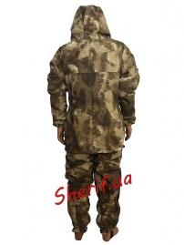Зимняя военная форма Горка-М2 камуфляж A-TACS-2