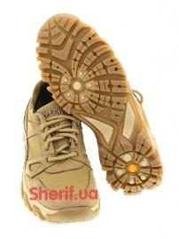 Комбинированные кроссовки на мембране Coyote (6)-3