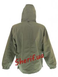 Куртка MIL-TEC Анорак боевая Olive-3