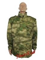 Куртка MIL-TEC M65 A-TACS FG, 10315059