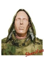 Куртка MIL-TEC M65 AT FG-6